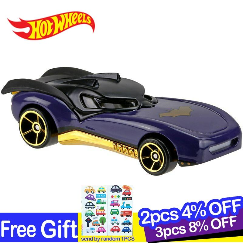 Hot Wheels Original 1:64 Metal Mini Model Car Kids Diecast Brinquedos Fast And Furious Car Oyuncak Araba Toys For Children Gifts
