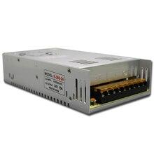 חדש 24V 15A 360W מיתוג אספקת חשמל נהג מיתוג עבור LED רצועת אור תצוגת 110 V/220 V משלוח חינם