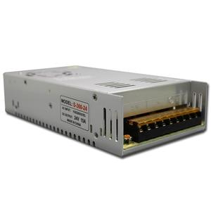 Image 1 - חדש 24V 15A 360W מיתוג אספקת חשמל נהג מיתוג עבור LED רצועת אור תצוגת 110 V/220 V משלוח חינם