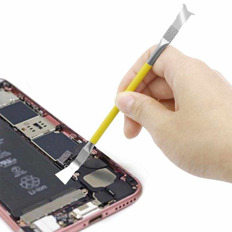 Bộ 5 IC CPU Loại Bỏ Graver Lưỡi Dao Keo Vệ Sinh Tẩy Bật Nắp Dao Dụng Cụ Sửa Chữa Điện Thoại Cho Iphone Bo Mạch Chủ BGA Bảo Dưỡng làm Lại