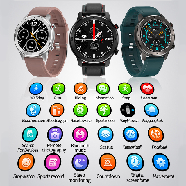 KEA Smart Watch Fitness Activity KW05