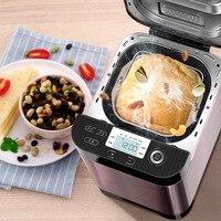 DL-T06S-K Brood Maker Huishoudelijke Automatische En Multifunctionele Strooi Fruit Yoghurt Van Eco-Systeem