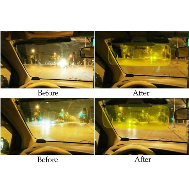 Pro Acme Classic Pilot Night Vision Glasses Driving Yellow Lens Vision Driver Glasses For Men CC0101 3