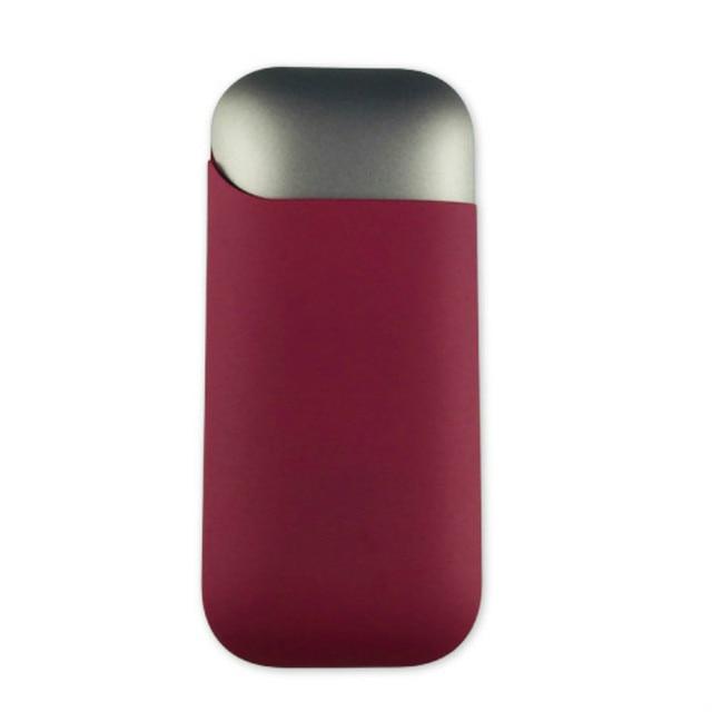 IQOS 2,4 Plus caja de carga de edición rubí, cubierta reemplazable DIY, accesorios para reparación de cigarrillos electrónicos con Motor