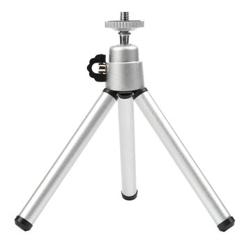 цена на Portable Foldable Stretchable Mini Professional Tripod Portable Traveling Tripod for GoPro Hero3 ,3,2,1