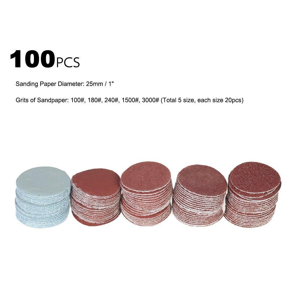 100PCS 25mm 1