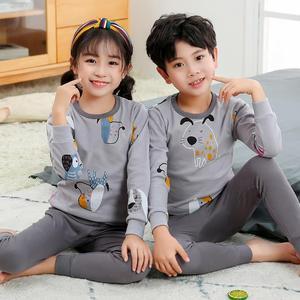 Image 4 - Pyjama printemps coton pour garçons et filles