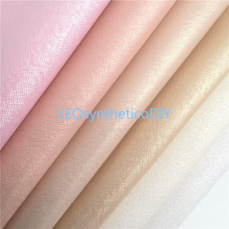 1 шт. 21 х29 см Синтетическая кожа с золотым, розовым и серебряным крестом, листы из металлической искусственной ткани для изготовления бантов ...
