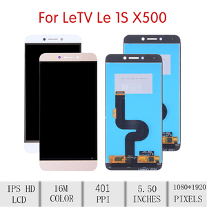 "Image 2 - 5.5""Screen For LETV LeEco Le 1S X500 LCD Touch Screen Digitizer Assembly For Letv 1S Display Replacement X509 X507 X500 Display"