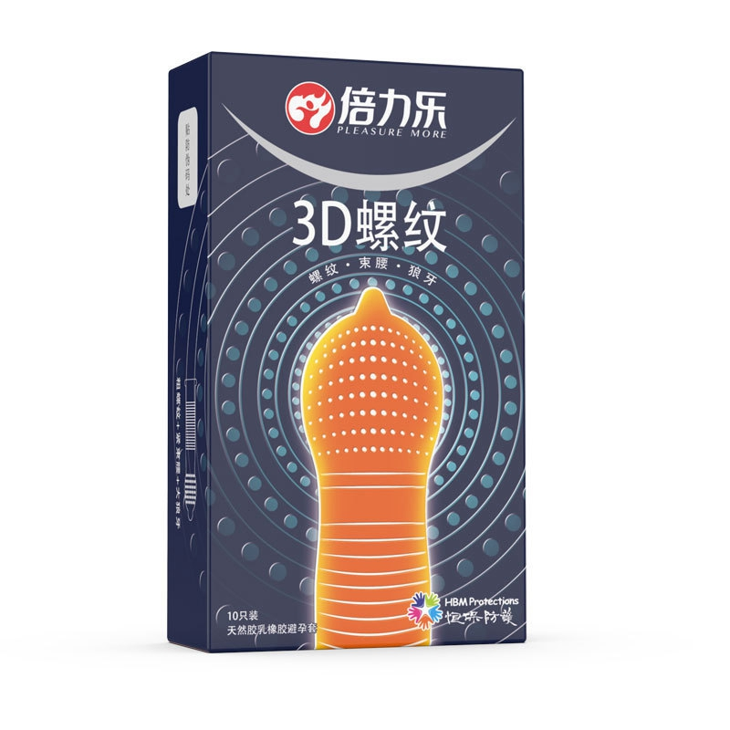 Spike <font><b>Condoms</b></font> for Men 10Pcs <font><b>3D</b></font> Dotted Thread Ribbed G Point Penis Sleeve Contraceptives Big Particle <font><b>Condom</b></font> Adult <font><b>Sex</b></font> Toys image