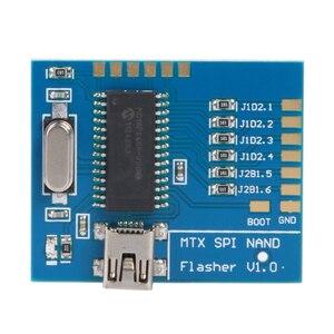 Image 2 - Programator MTX SPI Flashers łatwe przenoszenie lekki V1.0 szybki czytnik USB SPI gadżety do konsoli Xbox 360 Matrix NAND