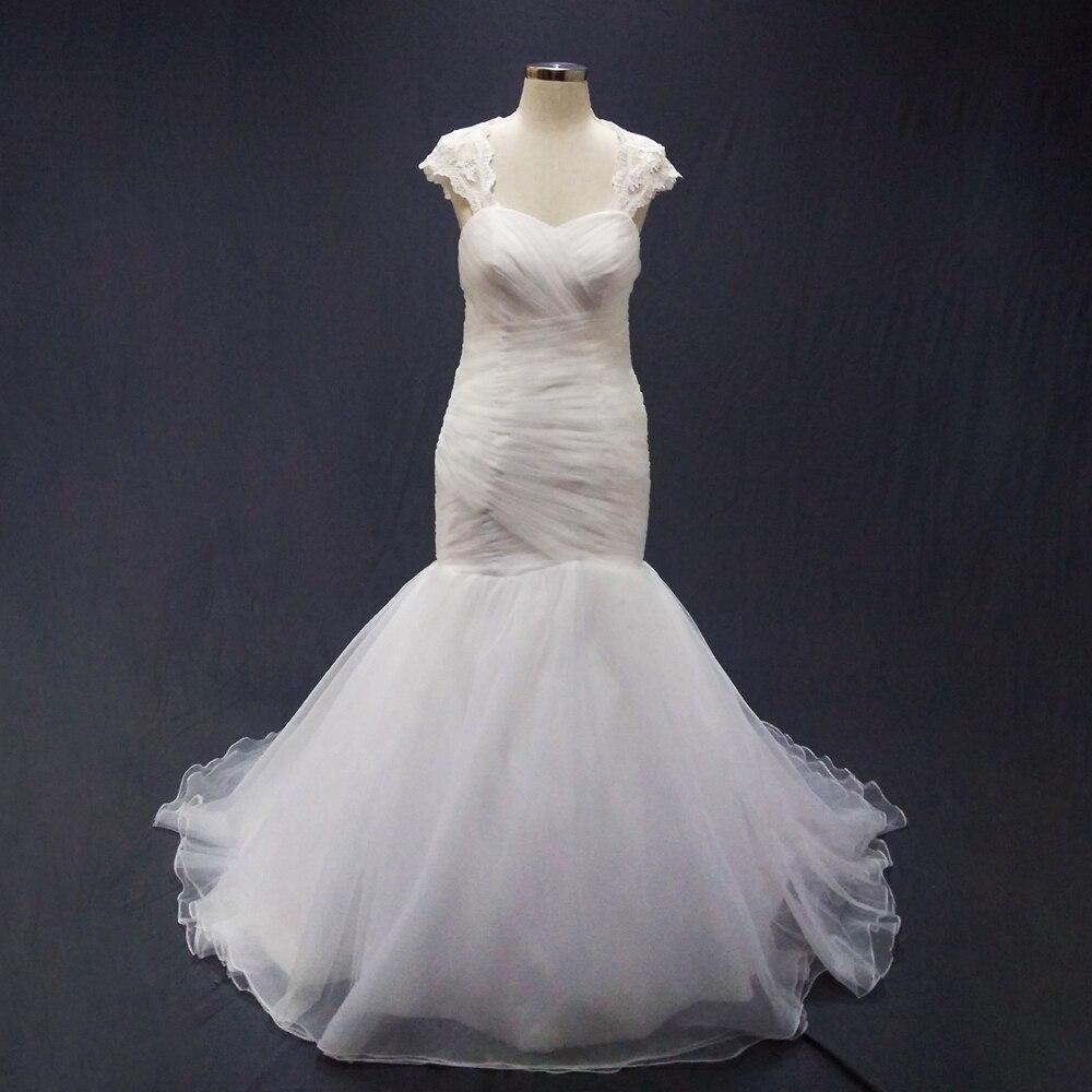 Vestidos De Novia 2016 New Arrival Fabulous Sexy Lace Up Back With Jacket Bridal Gown Mermaid Wedding Dresses Plus Size