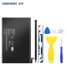 Nohon バッテリーアップルの ipad ミニ 2 3 A1489 A1490 A1491 A1599 Mini2 Mini3 6471 交換リチウムポリマー bateria の無料ツール