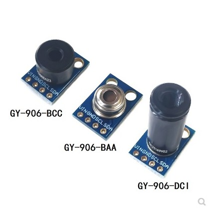 GY 906 BAA/BCC MLX90614ESF инфракрасный датчик температуры модуль MLX90614 DCI|capacitor 16|capacitor electrolytic smdcapacitor smd | АлиЭкспресс