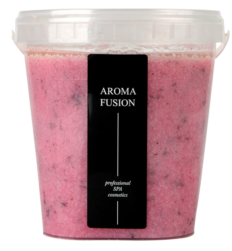 Body Scrubs AROMA FUSION ART0768 care for women and men body figure correction scrub cosmetics Unisex цена 2017