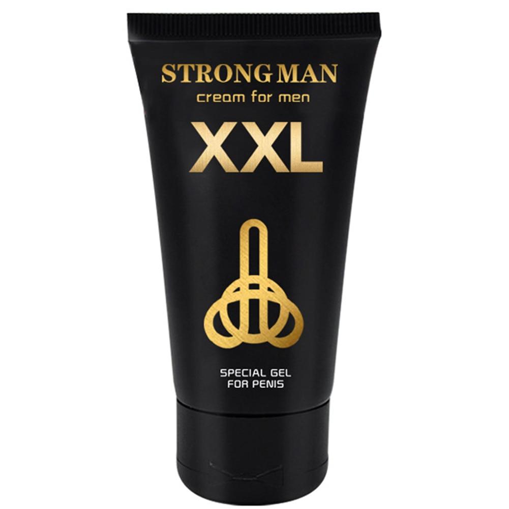 Gel Strong Enlargement Penis Extender Cream Increase Men Dick Growth