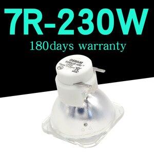 Image 1 - حار مبيعات 7R 230 واط معدن هاليد مصباح تتحرك مصباح أشعة 230 شعاع 230 سيريوس HRI230W ل أوسرام صنع في الصين حار مبيعات 7R 230 واط المعادن
