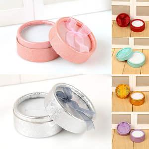 Jewelry Organizer Box-Holder Packaging-Box Earring-Rings Wedding Gift Engagement New