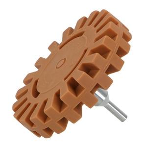 Image 3 - 자동차 고무 지우개 휠 스티커 데칼 리무버 연마 도구 수리 페인트 폴리 셔 키트 오토바이 자동차 액세서리