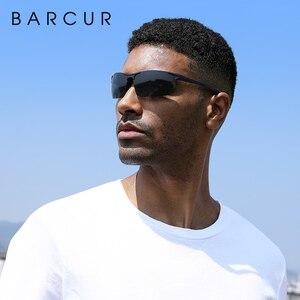 Image 3 - BARCUR Classic Design Aluminum Sunglasses Men Women Polarized Anti Reflective Sun glasses Male Oculos De Sol Shades