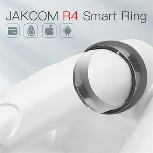JAKCOM R4 Smart Ring Nice than smart watch 2020 led lamp lidar sensor bands oxygenmeter bandas resistencia(China)