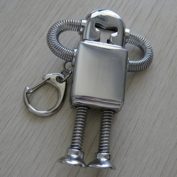 Metal USB 2.0 8/16/32/64GB Robot USB Flash Drive 128GB 512GB Creativo Pendrive 2TB 1TB Memory Stick Pen Drive 64GB Cool Gift 2.0