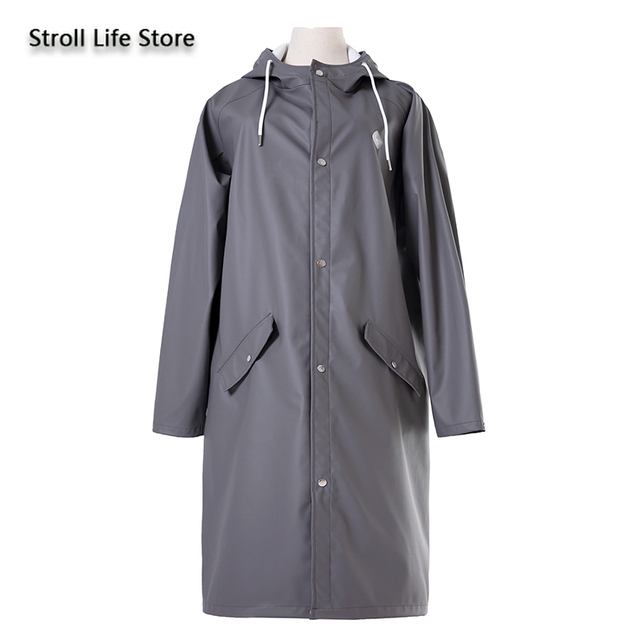 Outdoor Adult Raincoat Women Rain Poncho Jacket Long Rain Coat Men Waterproof Suit Windbreaker Women Capa De Chuva Gift Ideas 4