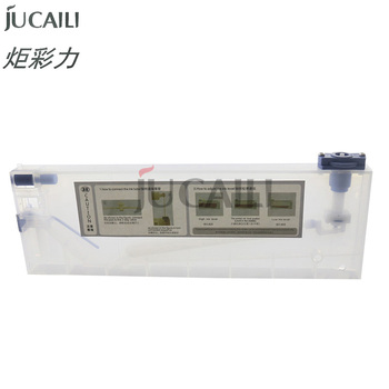 Jucaili 4pcs mimaki 220ML ink cartridge with Ink Level Sensor For Ink System for mimaki mutoh roland wit-color inkjet printer