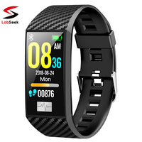 DT58 Smart Bracelet With Heart rate Monitor ECG Blood Pressure IP68 Fitness Tracker Wrisatband Smart Watch