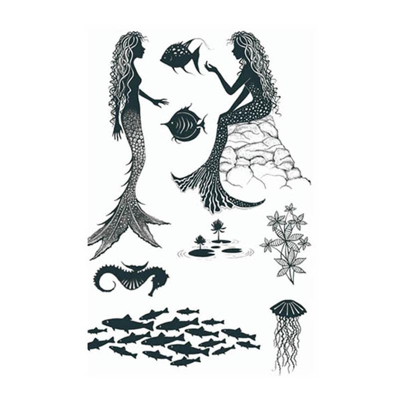 Photo Album DIY Crafts Transparent Stamp Fish Silicone Rubber Scrapbooking