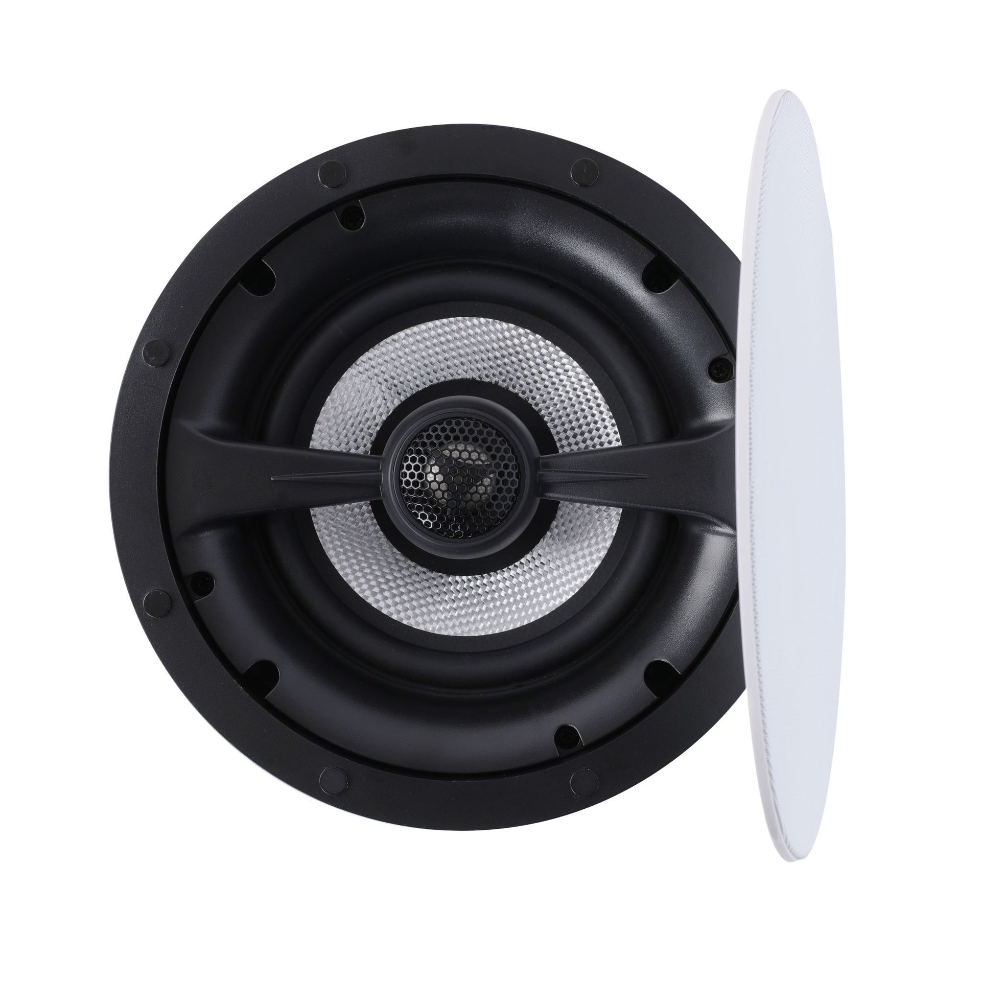 Background Music Ceiling Ceiling Ceiling Coaxial Band Frequency Divider Stereo 6.5-inch Speaker Speaker