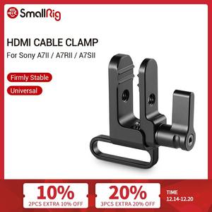 Image 1 - SmallRig HDMI Cable Clamp Lock for Sony A7II/A7RII/A7SII/ILCE 7M2/ILCE 7RM2 SmallRig Cage   1679