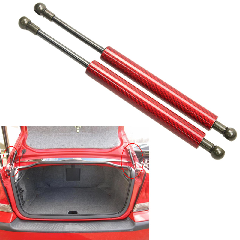2x Front HoodLift Support Struts Gas Springs Shocks For 2003-2014 Volvo XC90