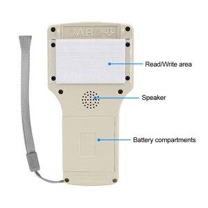Image 5 - RFID Smart Card Reader Writer NFC 13.56MHz Copier 125KHz Duplicator Programmer Multi Frequency Decoding Software USB Support