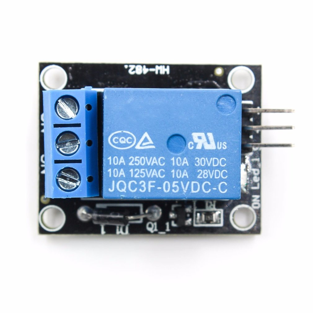 5V Relay Module Ky-019 1-Way Relay Module Relay Module High Quality