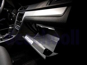 Image 3 - Canbus LED İç dome harita işık kiti + plaka lamba ampulü Volkswagen VW Passat B7 sedan varyant Estate 12 15