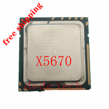 Intel Xeon X5670 Processor 2.93GHz LGA1366 12MB L3 Cache Six Core server CPU