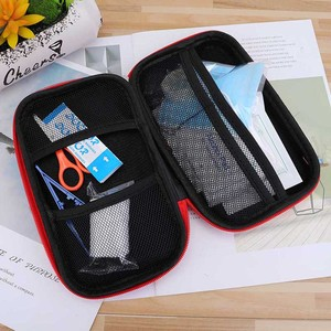 Image 4 - Camouflage First Aid Kit Waterproof EVA Bag Person Portable Outdoor Travel Drug Pack Security Emergency Kits Treatment