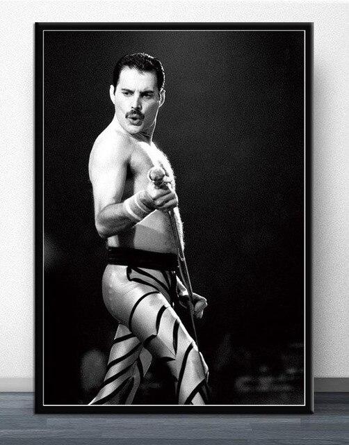 Freddie Mercury Wembley Poster 6