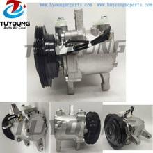 SV07E A/C Compressor for DAIHATSU HIJET ATRAI EXTOL 447280-3003 447280-3002 88320-B5010 88410-B5020 4472803003 4472803002