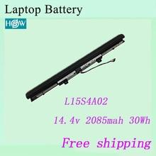 Горячая Распродажа Аккумулятор для ноутбука lenovo L15L4A02 L15C4A02 L15S4A02 14,4 v 2085 mah/30Wh батареи