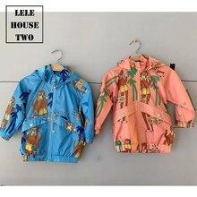 Spot MR TAO/ осеннее пальто для маленьких девочек, куртка, зимняя одежда для девочек, модная куртка для маленьких мальчиков