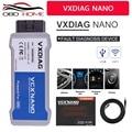 VXDIAG NANO с USB/WIFI, многоязычный OBD2 диагностический инструмент VXDIAG и диагностика/программатор для OPEL