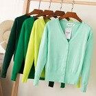 Women Sweater Cardig...