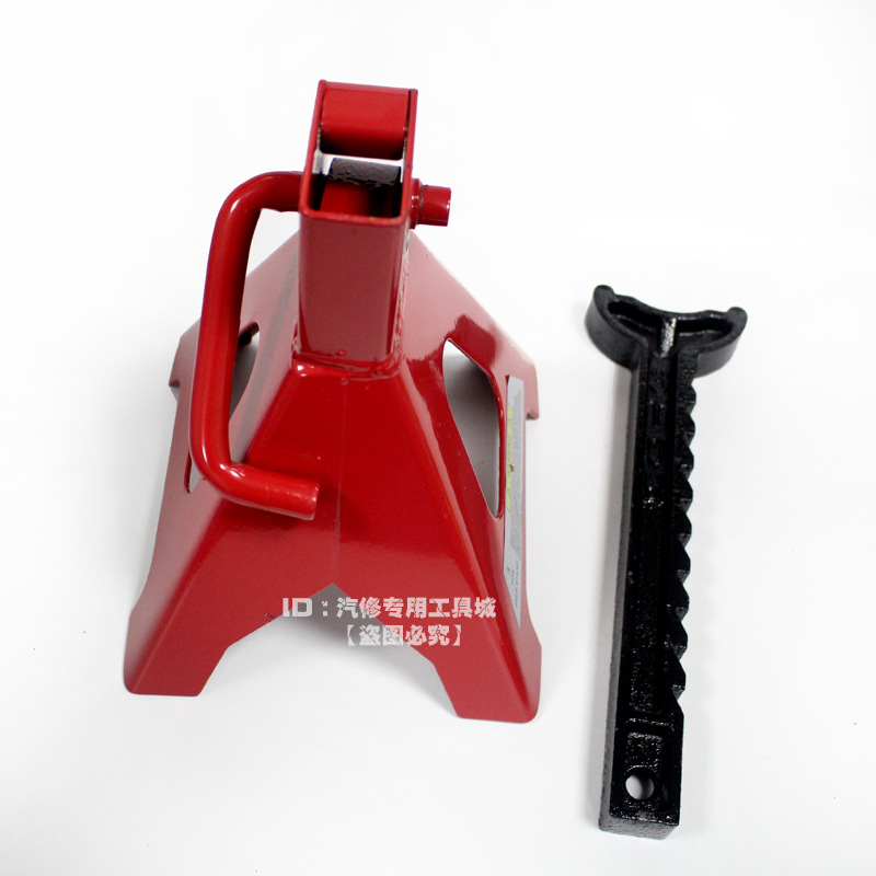 3 Tons 6 Tons Thick Aftermarket Security Support Jack Stand Jack Bracket Car Maintenance Only Tool Split Head