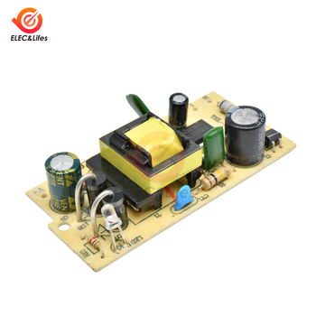 AC-DC Voltage Regulator 100-240V To 5V 2.5A Switching Power Supply Board Module Bare Board Repair SMPS Overvoltage Protection image