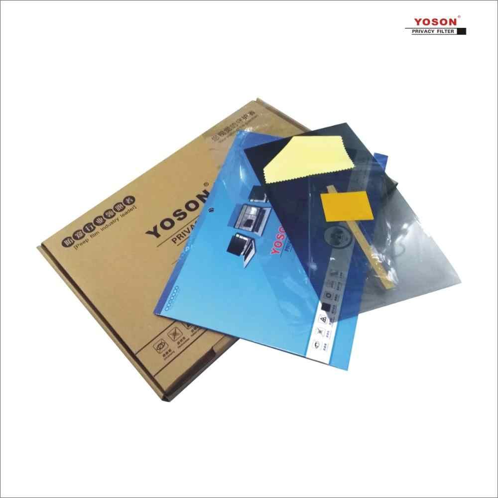 YOSON Pro 13.3 retina notebook del computer speciale Filtro Privacy/anti peep pellicola/anti film di riflessione/anti schermo