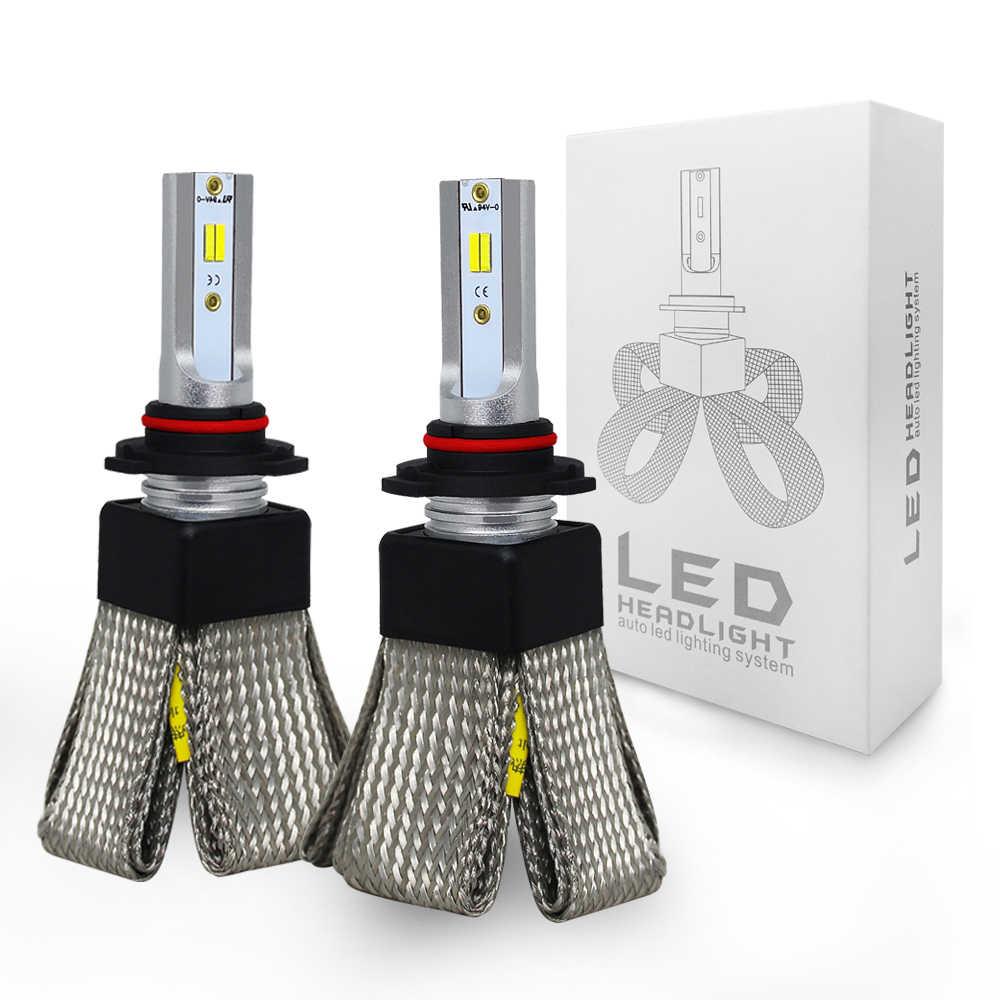 3000K 4300K 6000K H4 H7 Led Light Bulb LED Car Headlight H1 9006 hb4 9005 hb3 H11 Lights CPS Car Styling Lamps Lampada LED H4