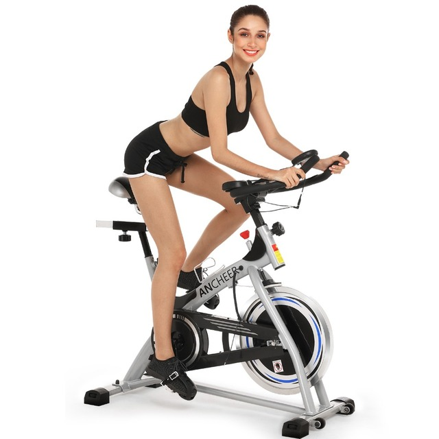 Adult Fitness Training Exercise Indoor Cycling Bikes