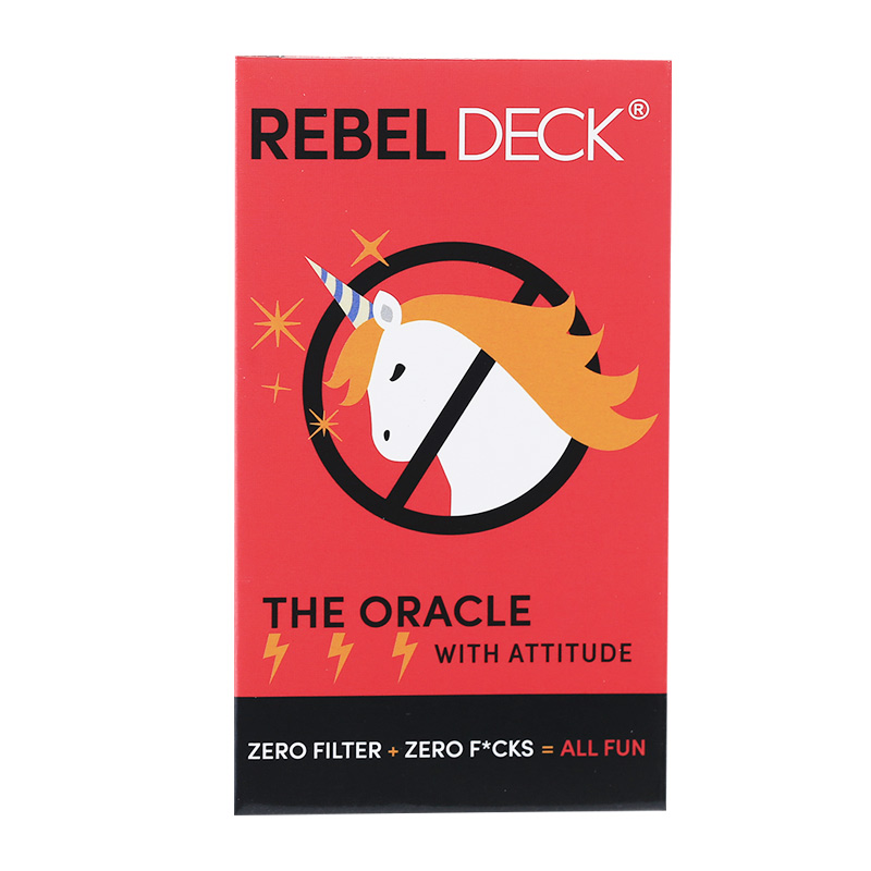 Oracle Rebel колода карт Таро традиционный английский Таро палубная карта настольные игры вечерние Семья игры развлечения карты